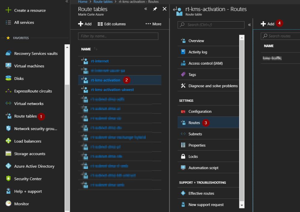 2018-05-31 08_51_38-Routes - Microsoft Azure
